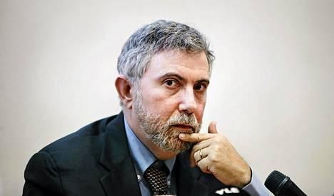 Paul Krugman on epäillyt euron kestävyyttä rahaliiton alkuajoista saakka.