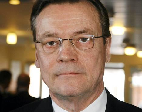 Timo T. A. Mikkosen voinnissa on tapahtunut muutos parempaan.