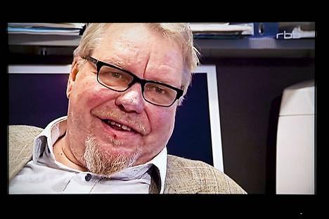 Professori Lassi Päivärintaa haastateltiin torstai-iltana saksalaisessa tv-dokumentissa mahdollisista Stasi-kytkennöistä.