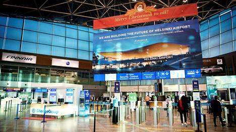 Työ- ja elinkeinoministeriön selvitysmies etsii keinoja, jolla Helsinki-Vantaan lentokentän ympäristöön saadaan uutta liiketoimintaa.