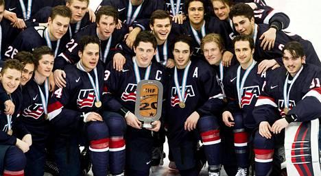 USA sai nuorten MM-kisoista pronssia.