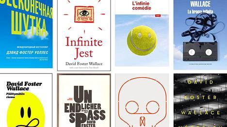 Tero Valkosen suomennos Infinite Jest -romaanista liittyy käännösten harvalukuiseen joukkoon.