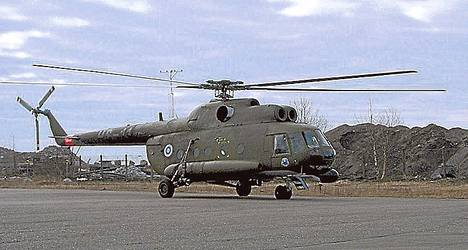 Myös Suomen puolustusvoimilla ja Rajavartiolaitoksella on ollut käytössä Mi-8-helikoptereita.