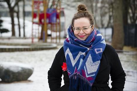 Armi Ahvenaisen mukaan opiskeluajan vähätuloisuus ei rasittanut samalla tavoin kuin lapsiperheenä. Hän haluaa panostaa siihen, että hänen lapsensa näkee tulevaisuuden mahdollisuudet avoimina.