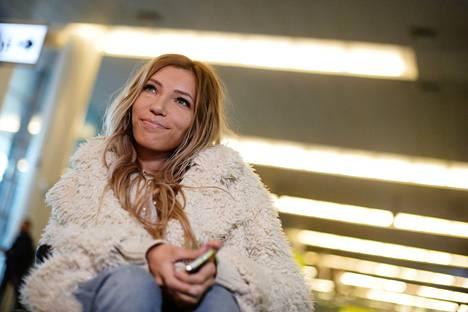 Venäjän euroviisuedustaja Julia Samoilova ei näyttäisi pääsevän osallistumaan kisoihin.