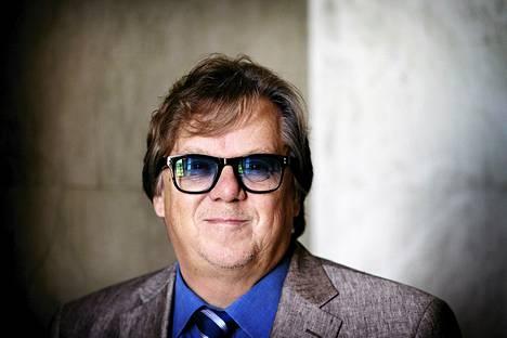 Kansanedustaja Mikko Alatalo kuvattuna 2013.