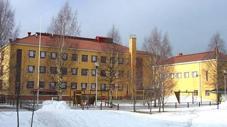Teuvo Pakkalan koulu Oulussa vuonna 2008.