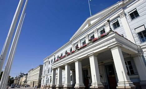 Helsingin kaupunginvaltuusto keskusteli kasvisruuasta keskiviikkona.