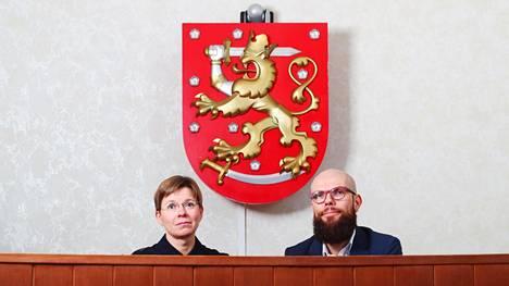 Korkein oikeus sai elokuussa kaksi uutta jäsentä. Eva Tammi-Salminen ja Jussi Tapani toimivat aiemmin oikeustieteen professoreina.