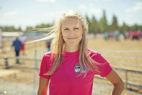 Lahden Suunnistajien toiminnanjohtajana nykyisin työskentelevä Minna Kauppi valittiin Vuoden urheilijaksi 2010.