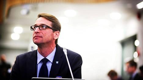 Tapani Mäkinen (kok) ei lähde tavoittelemaan 9:ttä valtuustokauttaan kevään kuntavaalissa.