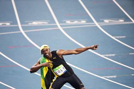 Usain Boltin toimet ovat vauhdittaneet muutosta.
