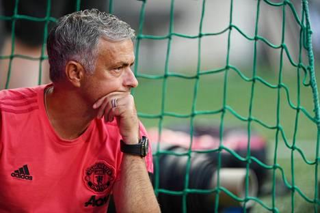 ManU-manageri José Mourinho haluaisi joukkueeseensa vahvistuksia.