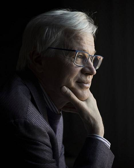 Talousnobelisti Bengt Holmström täytti 70 vuotta.