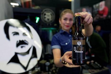 El Chapon nimellä myydään myös olutta.