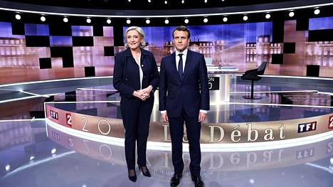 Marine Le Pen oli erittäin hyökkäävä keskiviikon televisioidussa vaaliväittelyssä. Mielipidemittausten mukaan hänen tyylinsä nosti entisestään vastaehdokkaan, Emmanuel Macronin suosiota.