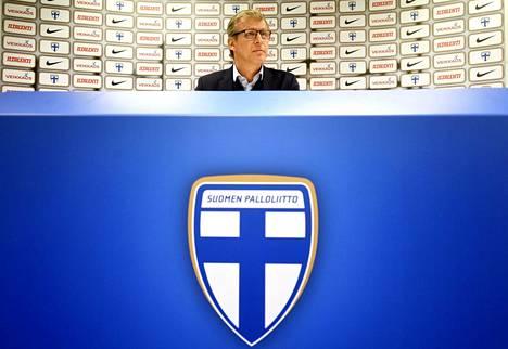 Palloliitto teki joulukuussa 2016 kolmivuotisen päävalmentajasopimuksen Markku Kanervan, 52, kanssa.