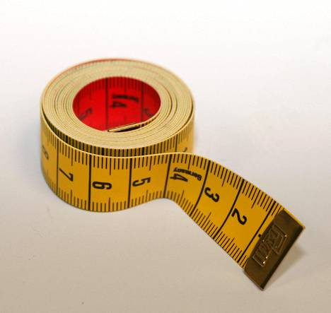 Usein ihmisen lyheneminen on niin vaivihkaista, ettei sitä tule huomanneeksi ilman mittausta.