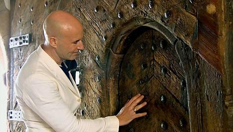 Mark Levengood vierailee sarjan toisessa osassa Wartburgin linnassa, johon Martti Luther piiloutui paavin kannattajilta.