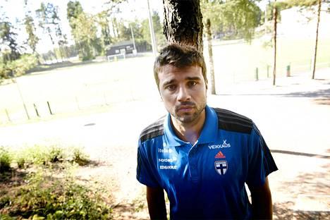 Alexei Eremenko oli koko viime kevään loukkaantuneena.
