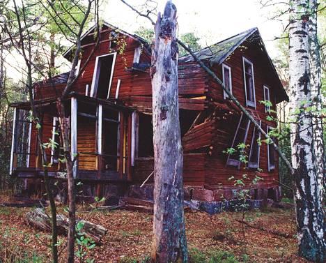 Villa Kronberg vuonna 2003.