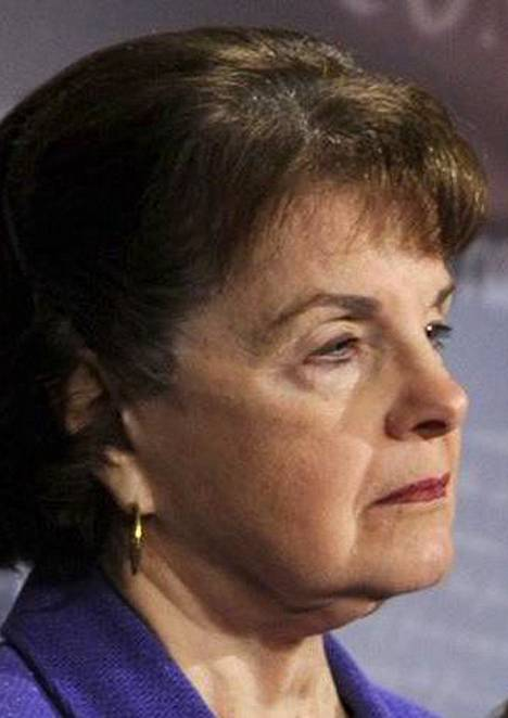 Diane <br />Feinstein
