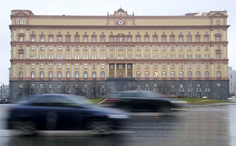 Pahamaineisessa Lubjankan rakennuksessa Moskovassa toimii nykyään FSB. Rakennus on ollut aiemmin muun muassa Neuvostoliiton turvallisuuspoliisin KGB:n päämaja ja vankila.