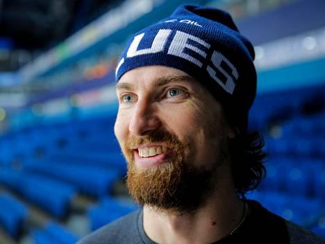 Kai Kantola johtaa jääkiekkoliigan maalipörssiä. Pistepörssissä hän on toisena.