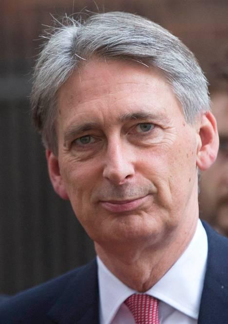 Philip <br />Hammond