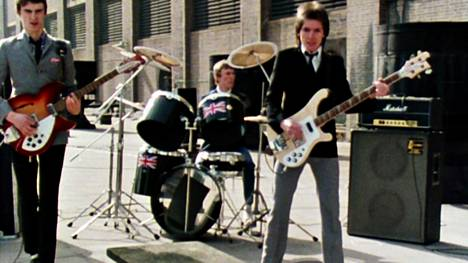 Kitaristi-laulaja Paul Weller, rumpali Rick Buckler ja basisti Bruce Foxton olivat The Jam vuosina 1972–1982.