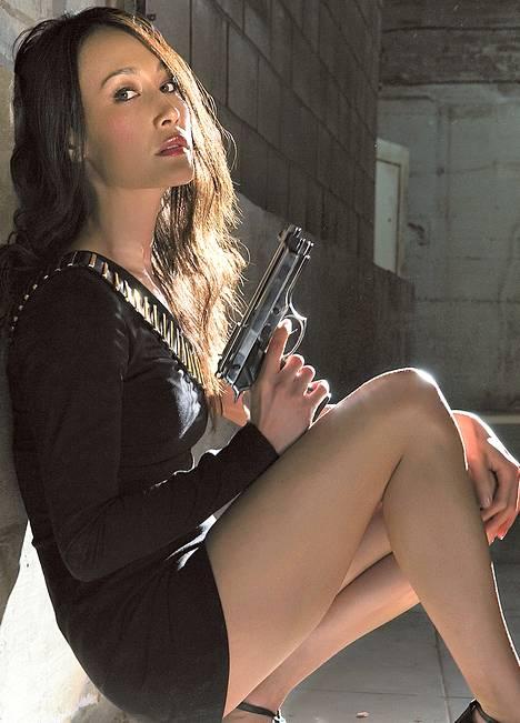 Maggie O. on tappava kaunotar.