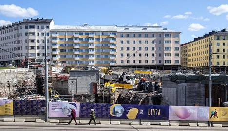Helsingin yliopiston ylioppilaskunta rakennuttaa Kallioon asunto-, toimisto- ja hotellikompleksia. Kokonaan valmista pitäisi olla vuonna 2023.