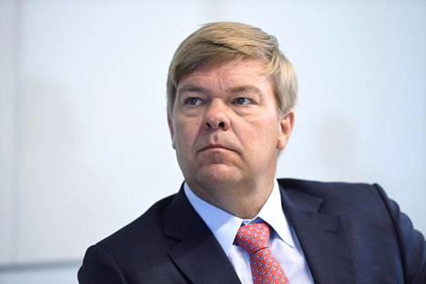 Työeläkeyhtiö Ilmarisen sijoitusjohtaja Mikko Mursula näkee markkinoilla paljon tummia pilviä.