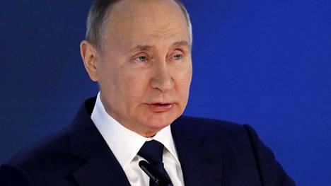 Venäjän presidentti Vladimir Putin on vuotuisessa linjapuheessaan onnistunut yleensä tavalla tai toisella yllättämään yleisönsä.