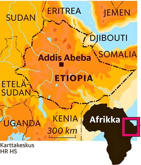 Afrikan Pääkaupunki