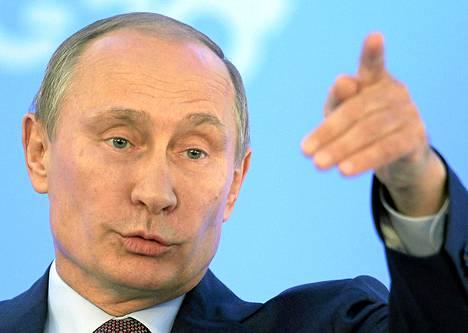 Venäjän presidentti Vladimir Putin ottaa kantaa Syyrian tilanteeseen The New York Times -lehdessä julkaistussa mielipidekirjoituksessa.