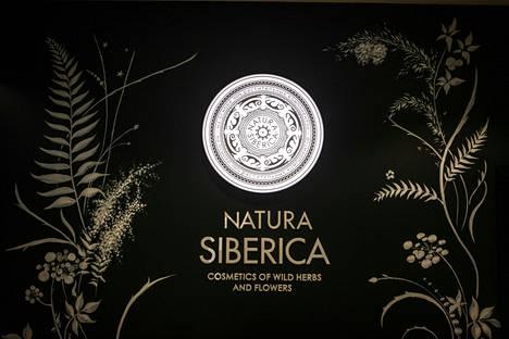 Natura Siberica on Andrei Trubnikovin kosmetiikkakonsernin lippulaiva. Trubnikov on kertonut yhdysvaltalaisen Starbucks-kahvilaketjun logon toimineen brändin logon inspiraationa.