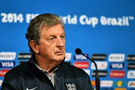 Roy Hodgsonin luotsaaman Englannin MM-turnaus ei ole sujunut hyvin.