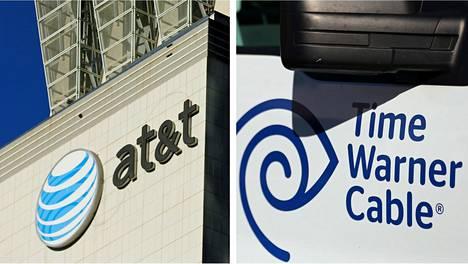 AT&T kertoi viime vuonna, että se aikoo ostaa Time Warnerin 85 miljardilla dollarilla.
