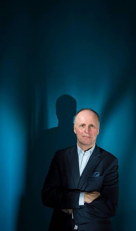 Vuonna 2012 Tiedon toimitusjohtajana aloittanut Kimmo Alkio haluaa yhtiöön lisää start-up-henkeä.