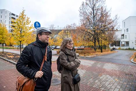 Architects Antti Mentula and Teija Patrikka hope that the current Ala-Malmi will also come to life and become an ever closer part of a unified Malmi.
