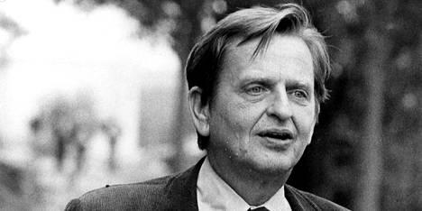 Olof Palme murhattiin 27 vuotta sitten.