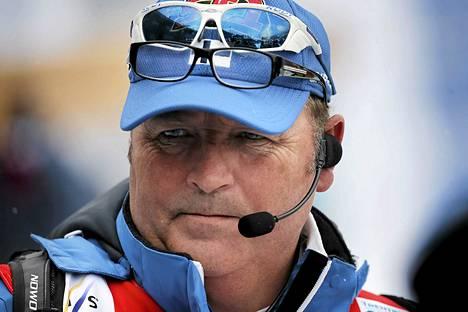 Magnar Dalen toivoo hiihtäjiltä olympianäyttöjä.