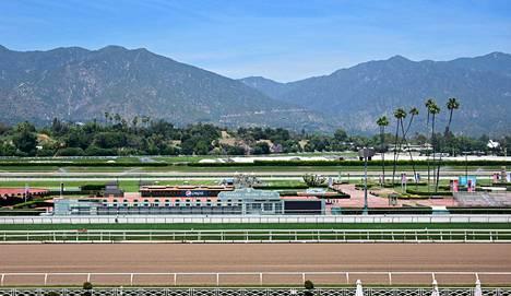 Santa Anitan rata on vaatinut jo 30 hevosen hengen puolessa vuodessa.