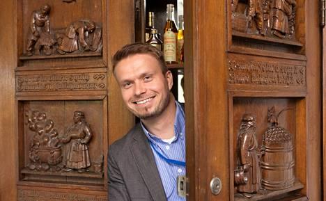 Toimitusjohtaja Harri Nylund uskoo Lignell & Piispasella olevan paljon kasvuedellytyksiä lähinnä viennissä.