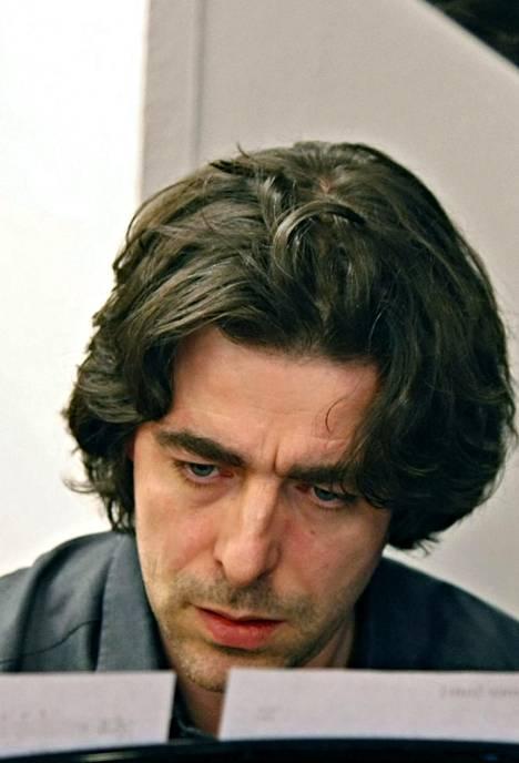 Benoit Delbecq<BR/>