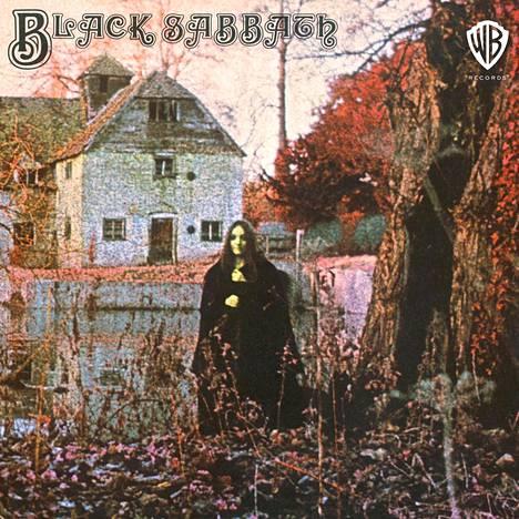 Black Sabbathin esikoisalbumi ilmestyi Britanniassa perjantaina 13. helmikuuta 1970.