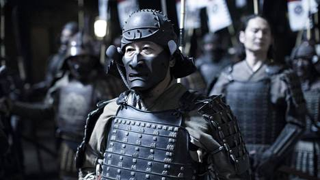 Shogunin armeija tulee ja tappaa.