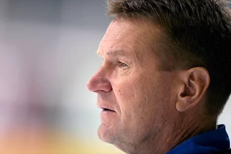 Erkka Westerlundin joukkue ei ole menestynyt odotuksien mukaisesti.