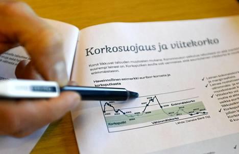 Nordea odottaa asuntolainojen korkojen nousevan.